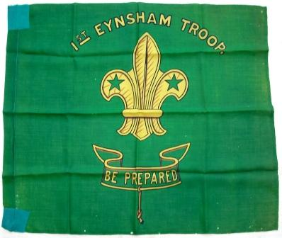 Click to see more Eynsham Scout Group Flags